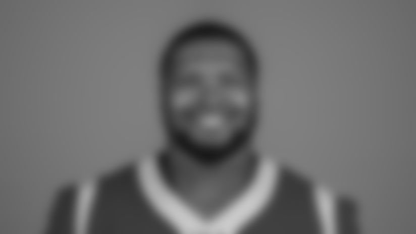Defensive tackle (92) Tanzel Smart of the Los Angeles Rams headshot, Monday, June 10, 2019, in Thousand Oaks, CA. (Jeff Lewis/Rams)