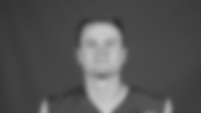 This is a 2020 photo of J.J. Koski of the Los Angeles Rams NFL football team.  This image reflects the Los Angeles Rams active roster as of August 8th, 2020 when this image was taken. (Los Angeles Rams)