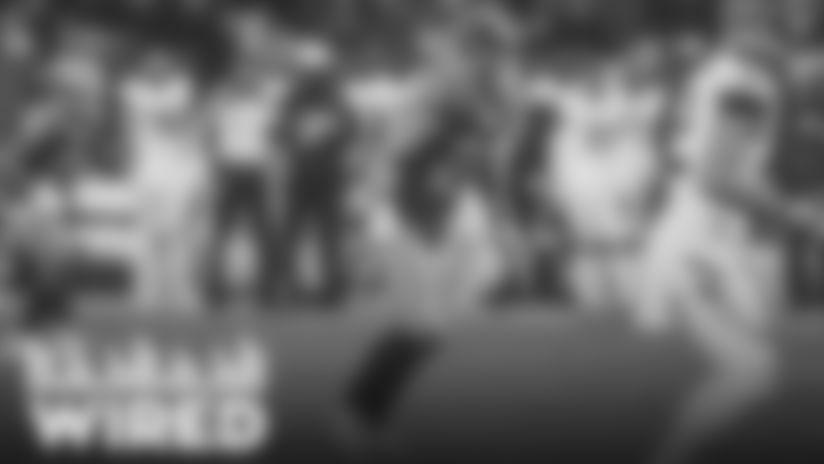 Wired: Taylor Rapp vs. Cincinnati Bengals