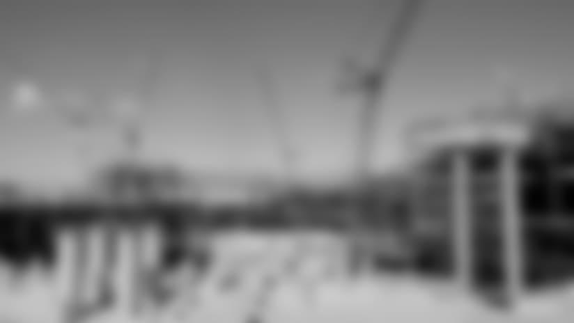 LASED Stadium Update: March 2018