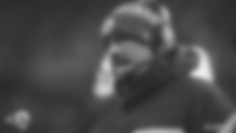 Rams part ways with running backs coach Skip Peete