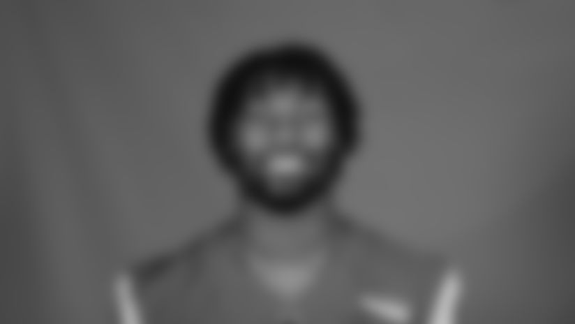 This is a 2020 photo of Jordan Fuller of the Los Angeles Rams NFL football team.  This image reflects the Los Angeles Rams active roster as of August 8th, 2020 when this image was taken. (Los Angeles Rams)