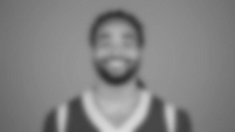 Linebacker (51) Dakota Allen of the Los Angeles Rams headshot, Monday, June 10, 2019, in Thousand Oaks, CA. (Jeff Lewis/Rams)