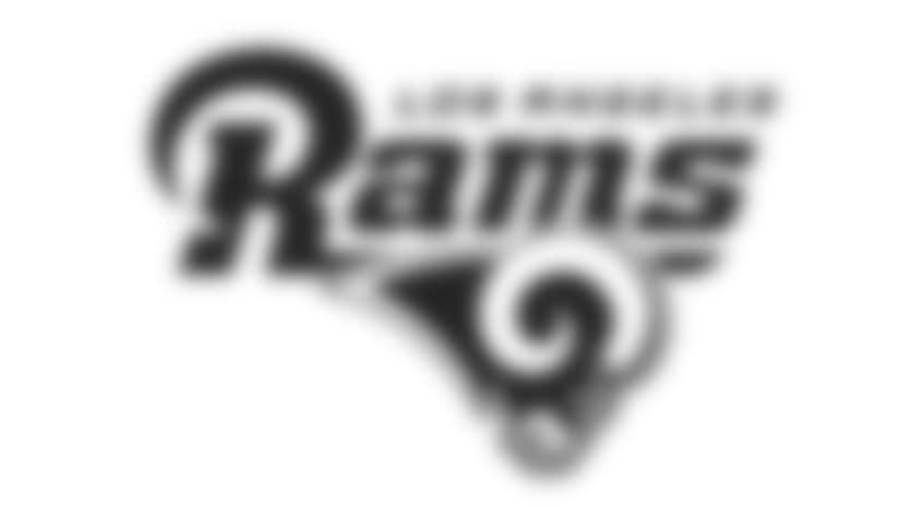 Rams, LA 2028 Team Up to Celebrate Return of Olympics to LA