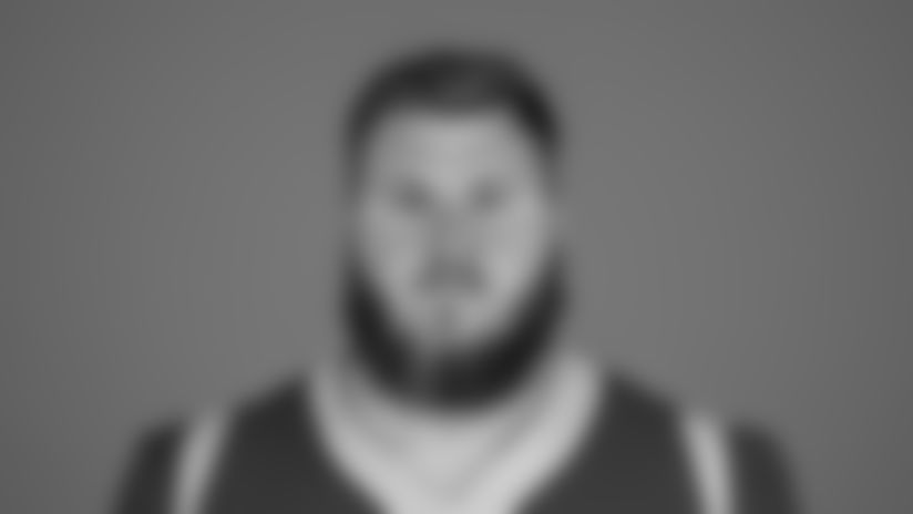 Defensive tackle (91) Greg Gaines of the Los Angeles Rams headshot, Monday, June 10, 2019, in Thousand Oaks, CA. (Jeff Lewis/Rams)