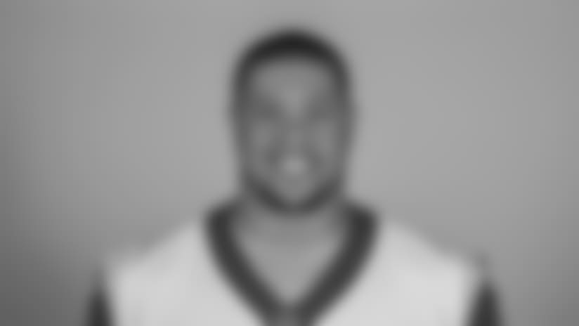 Headshot of guard (76) Rodger Saffold of the Los Angeles Rams, Thursday, June 11, 2018, in Thousand Oaks, CA.