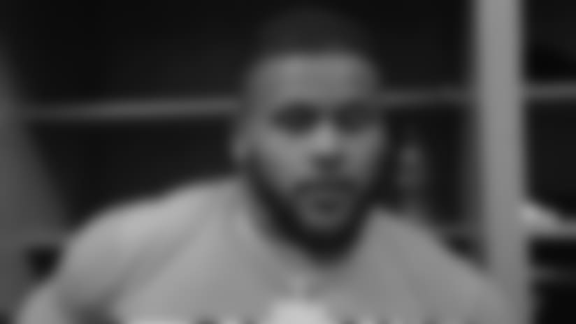Aaron Donald talks about facing Aaron Rodgers and finding ways to win