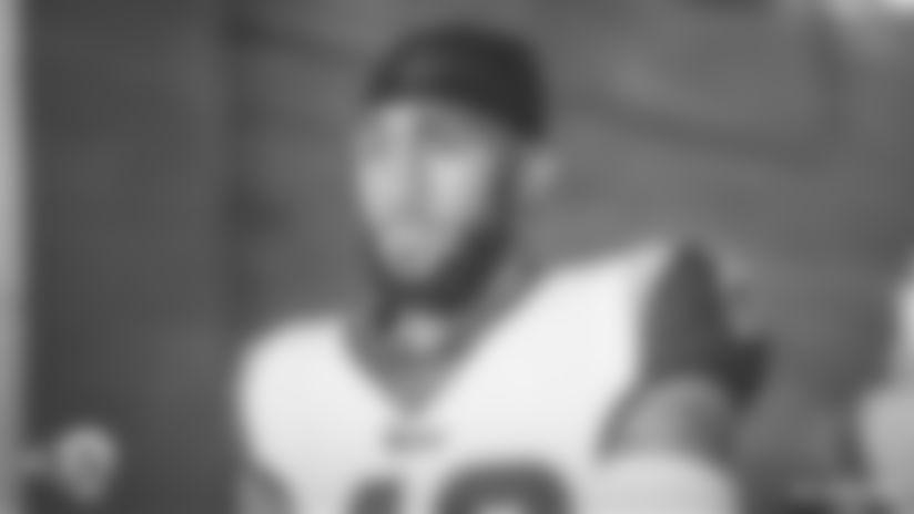 Rams place safety John Johnson III on injured reserve
