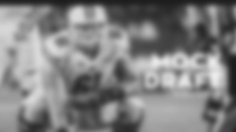 Mock Draft Roundup: Offensive linemen are popular picks for Rams