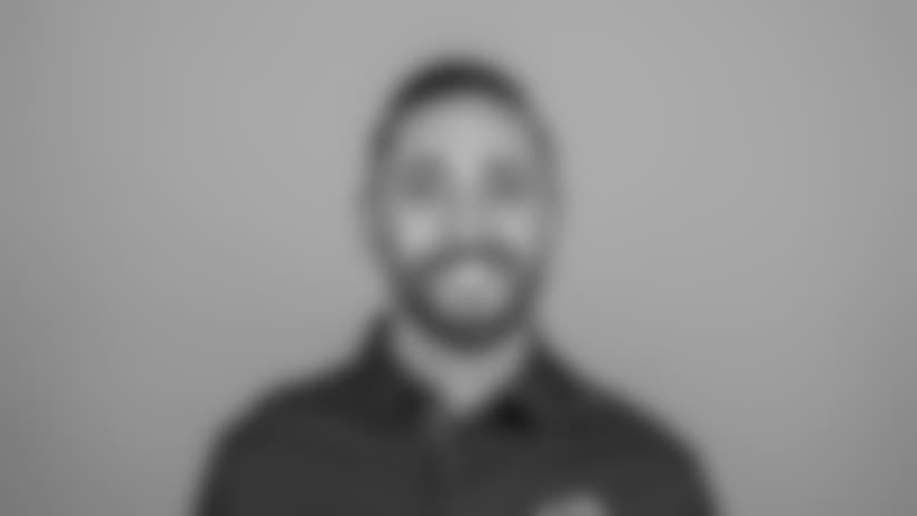 Fernando Noriega of the Los Angeles Rams headshot, Thursday, April 26, 2018, in Thousand Oaks, CA. (Jeff Lewis/Rams)