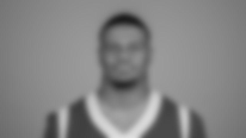 Linebacker (59) Micah Kiser of the Los Angeles Rams headshot, Monday, June 10, 2019, in Thousand Oaks, CA. (Jeff Lewis/Rams)
