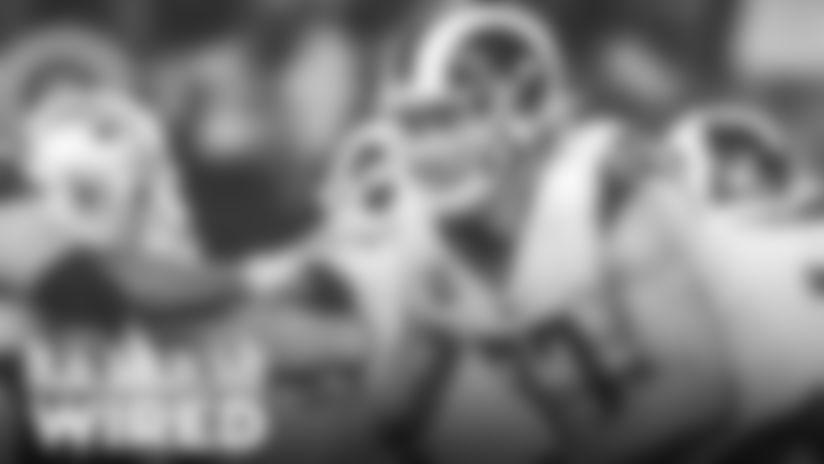 Wired: Andrew Whitworth vs. Dallas Cowboys