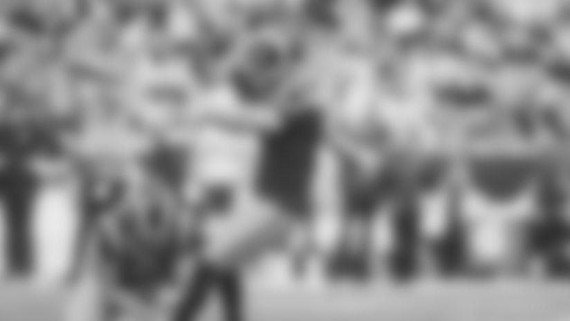 Greg Zuerlein drills a 47-yard FG to put Rams on the board