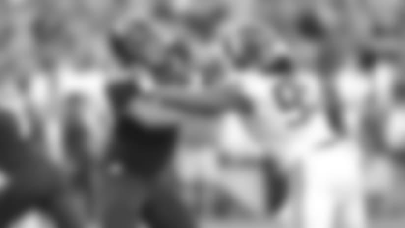 Los Rams se enfocaron en linebackers y linieros ofensivos en el Draft