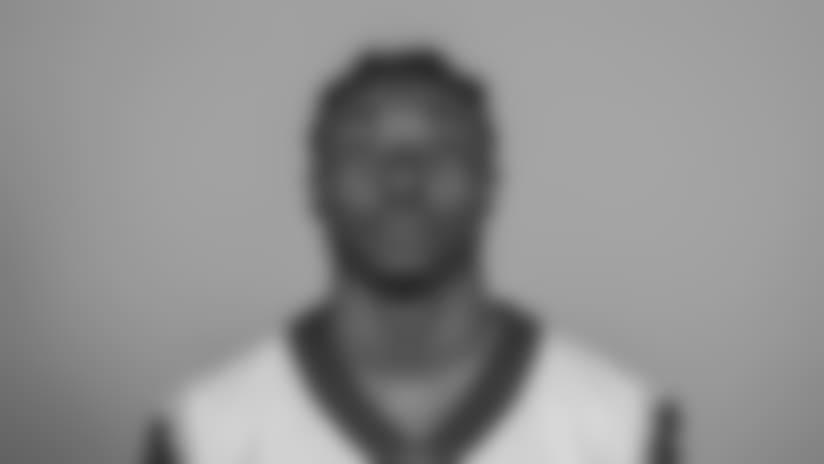 Headshot of linebacker (58) Cory Littleton of the Los Angeles Rams, Thursday, June 11, 2018, in Thousand Oaks, CA.