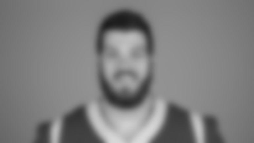 Guard (60) Brandon Hitner of the Los Angeles Rams headshot, Monday, June 10, 2019, in Thousand Oaks, CA. (Jeff Lewis/Rams)