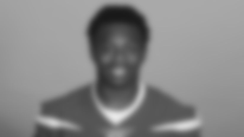 This is a 2019 photo of Greg Dortch of the New York Jets NFL football team. This image reflects the New York Jets active roster as of Monday, June 3, 2019 when this image was taken. (AP Photo)