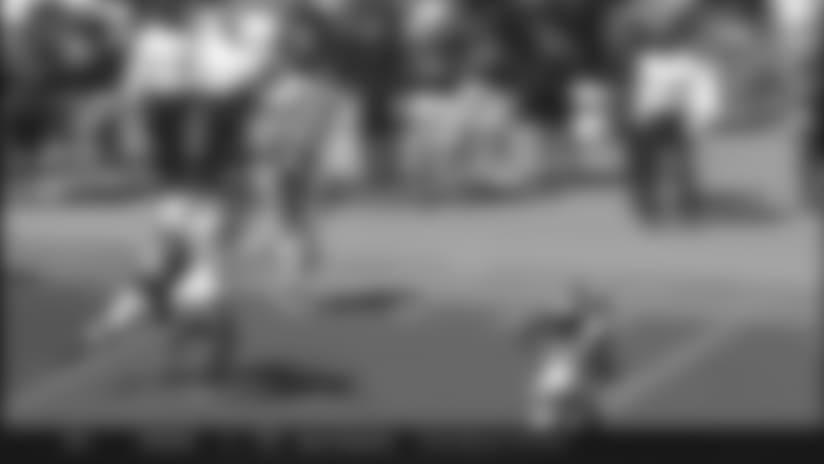 JoJo Natson Returns Punt 60 Yards