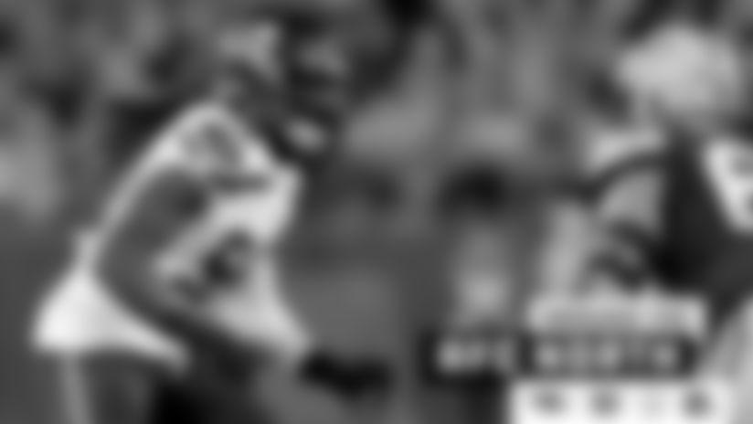 Seattle Seahawks DE Jadeveon Clowney