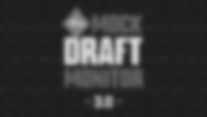 Mock Draft Monitor 3.0: Pre-Combine