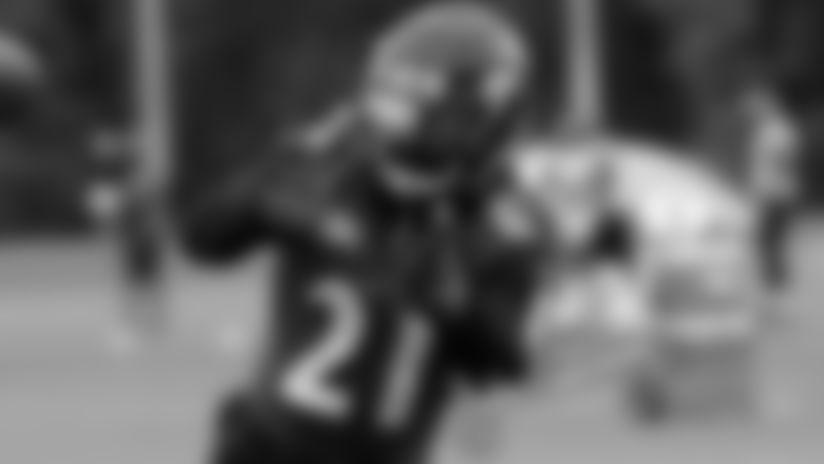 Eisenberg: Mark Ingram Gives Ravens' Young Offense a Strong Spine