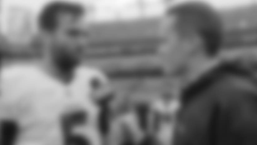 1-on-1: Joe Flacco Reacts to Offense's Big Day