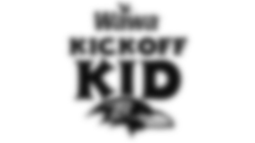 Wawa Kickoff Kid