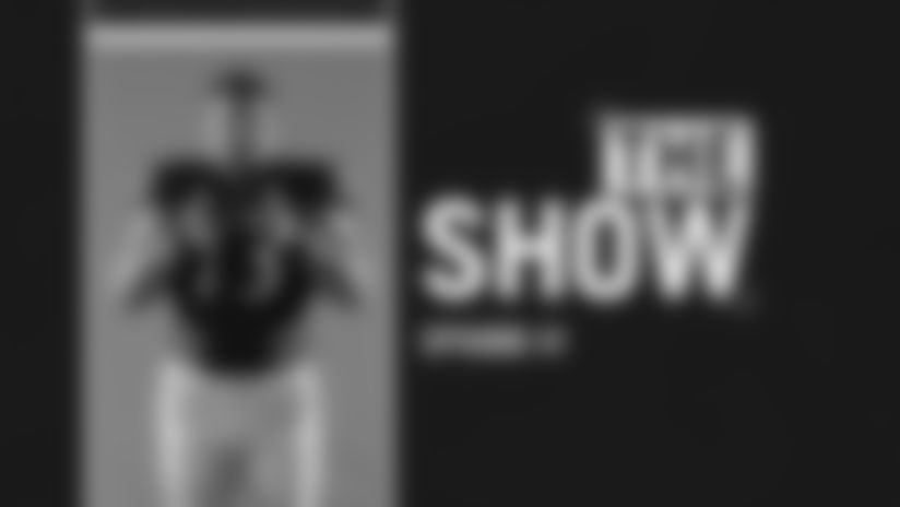 The Show: Marshal Yanda Shows Off His Moves