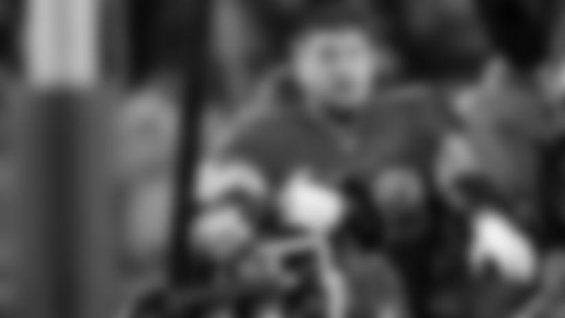 Matt Skura Suffers Knee Injury on Monday Night Football