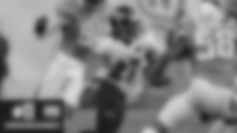 """One of the most magical plays in Ravens history was dubbed """"Hey Diddle Diddle"""" because running back Ray Rice went up the middle, and across the field, to turn what looked to be a doomed check-down pass on fourth-and-29 into a game-changing first down."""