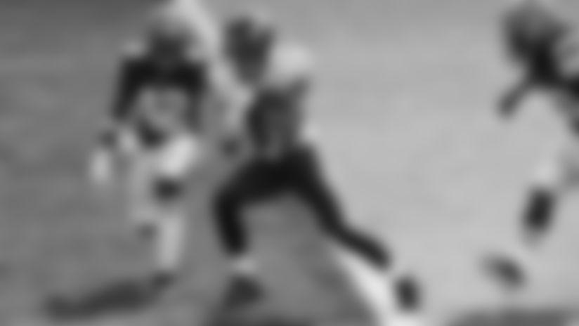 Highlight: Lamar Flips Third Touchdown to Willie Snead IV