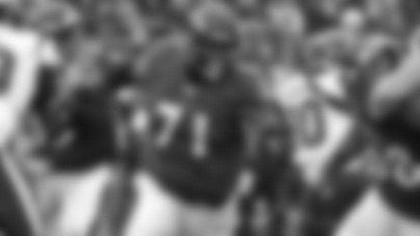 Defensive Tackle Justin Ellis Returns to Ravens