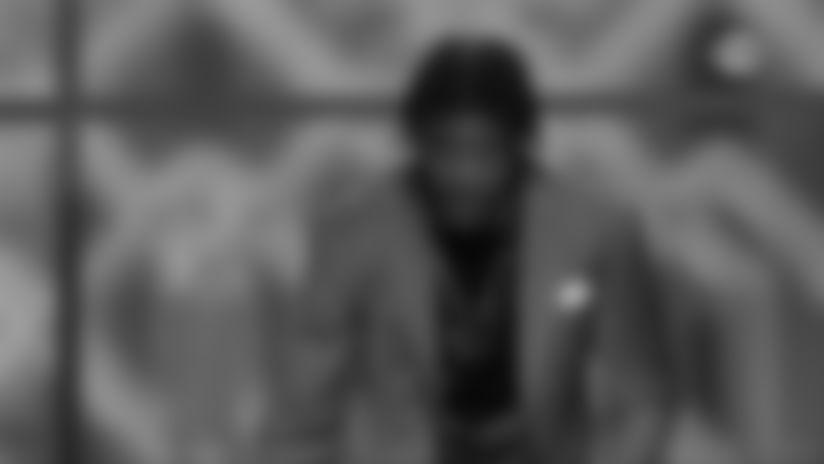 Lamar Jackson's MVP Acceptance Speech