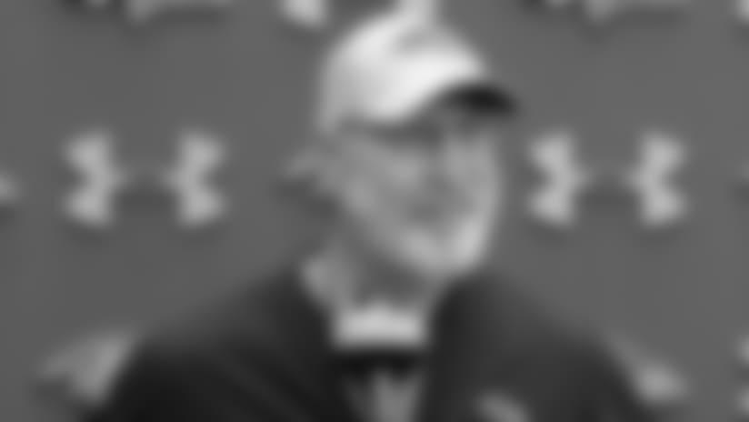 Jerry Rosburg Won't Tolerate Special Teams Penalties