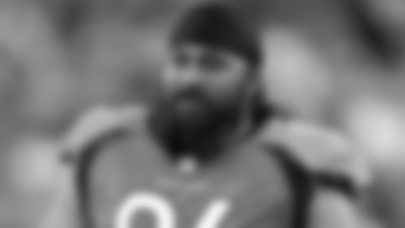 Ravens Sign Veteran Defensive Tackle Domata Peko