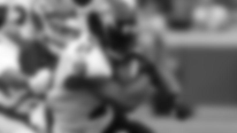 Highlight: Mark Ingram Runs for His Third Touchdown