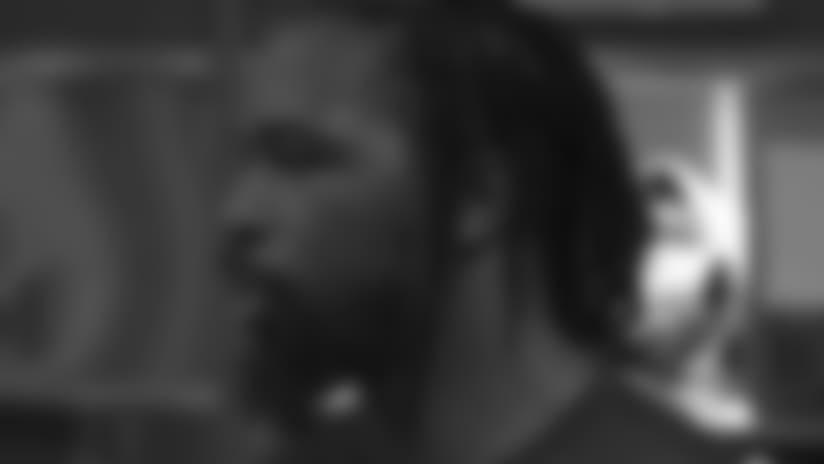 C.J. Mosley Previews Ravens' 2018 Defense