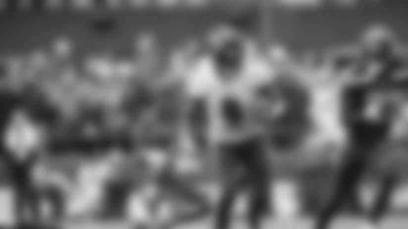 Highlight: Lamar Jackson Burns Seattle Defense on 30-Yard Run
