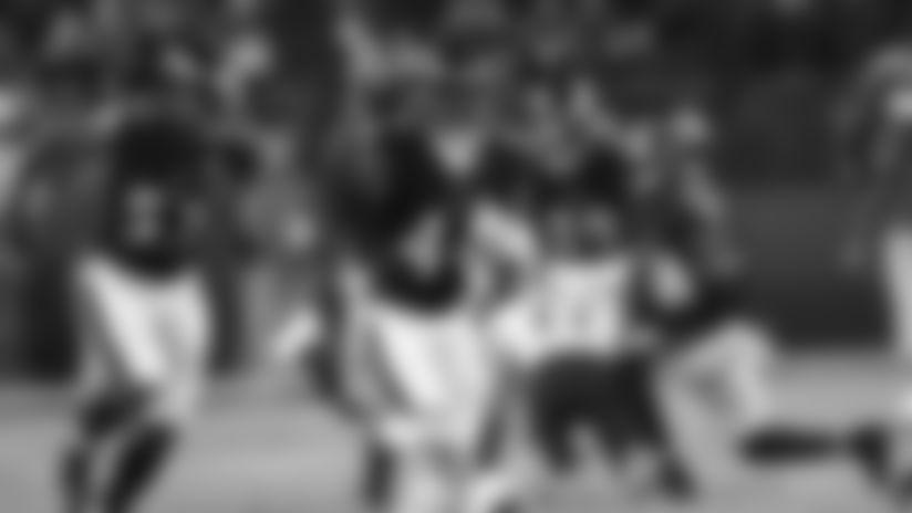 Skycam: Marlon Humphrey's Fumble Return Touchdown