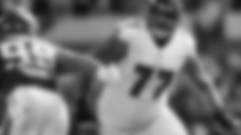 Reports: Ravens Not Picking Up Austin Howard's Option