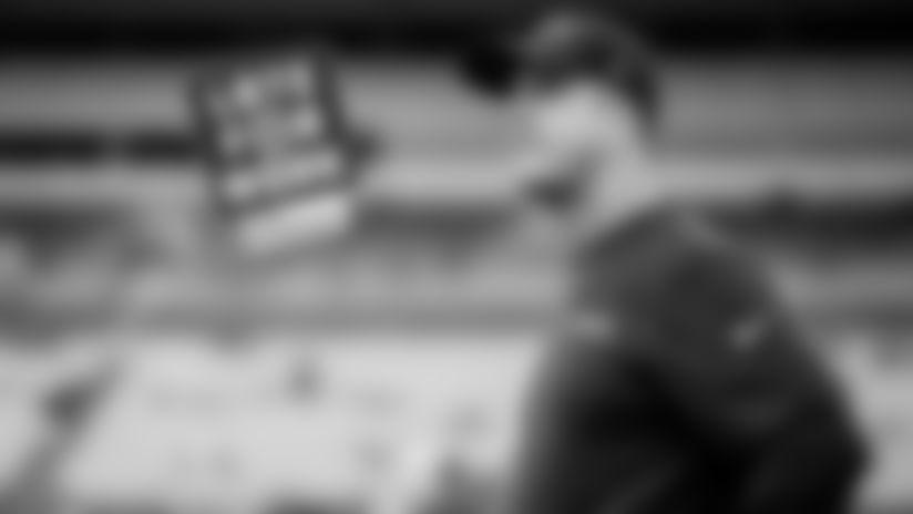 Head coach John Harbaugh