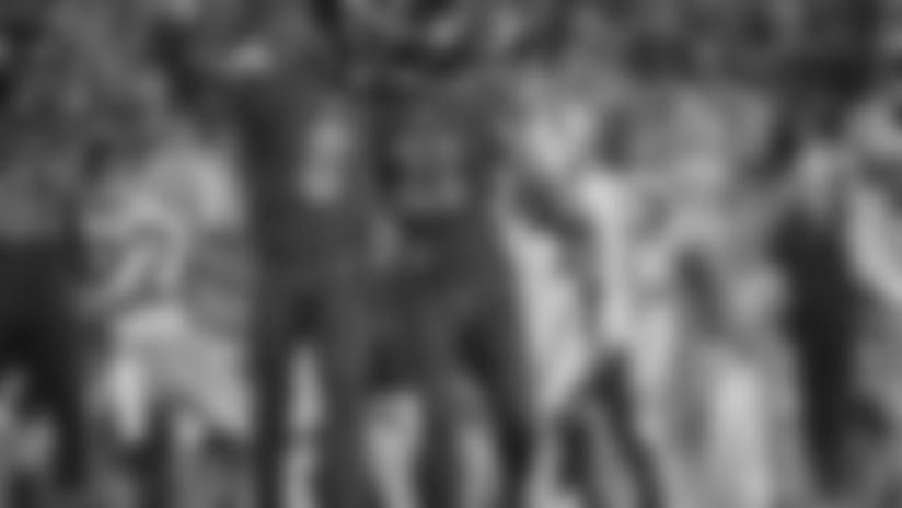 QB Lamar Jackson, RB Mark Ingram II