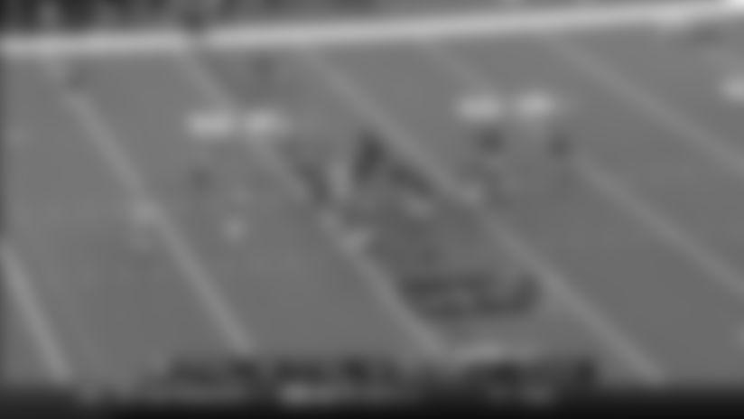 Highlight: J.K. Dobbins Gallops for 44 Yards