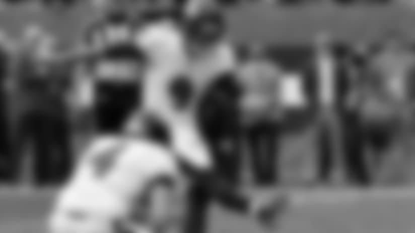 Highlight: Justin Tucker's Field Goal Is Blocked