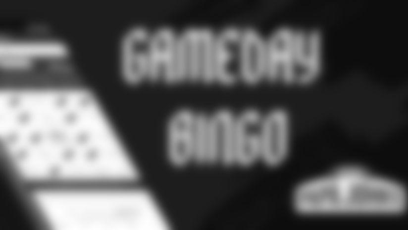 Gameday Bingo