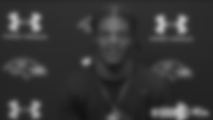 Lamar Jackson Talks About 2020 Season at Start of Camp