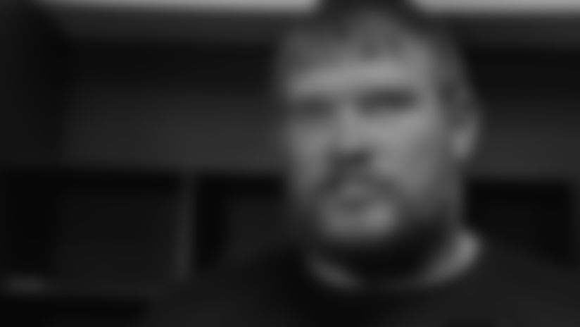 Marshal Yanda: A Lot of Guys Are Playing at a High Level
