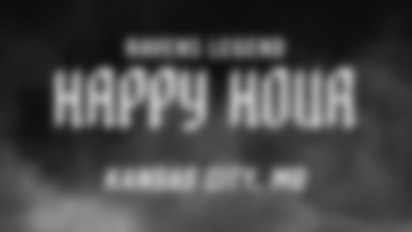 Ravens Legend Happy Hour Series