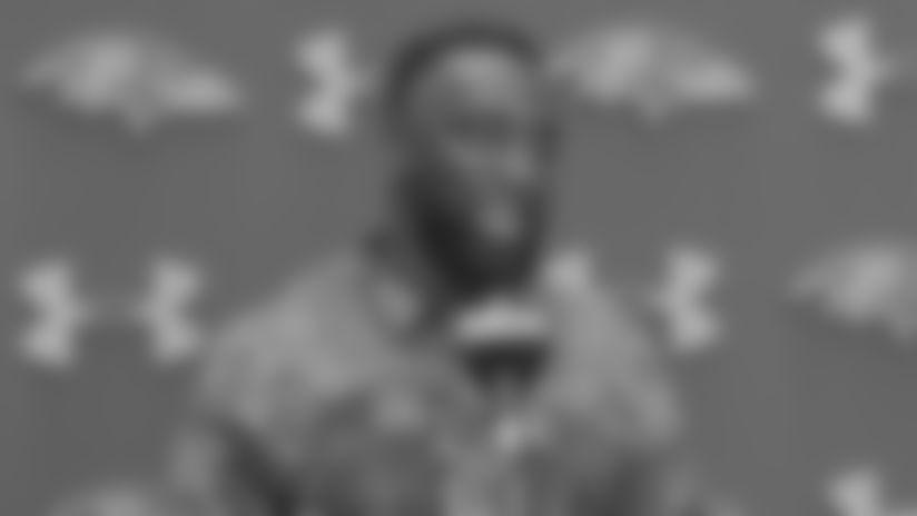 Lardarius Webb Returns to Retire a Raven