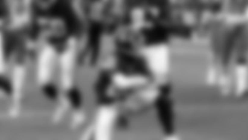 A Chip On Moreland's Shoulder Led To His Impressive Debut